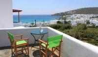 Manos Studios, Apartments - Platis Yialos Mykonos