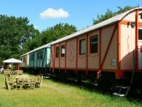 Erlebnisbahnhof Schmilau, Holiday homes - Ratzeburg