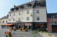 Logis Hôtel.com Restaurant l'Ardoise, Szállodák - Bédée