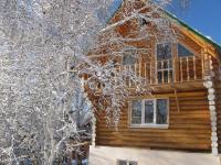 Teremok v Gorah, Dovolenkové domy - Novoabzakovo