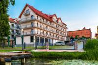 noclegi Hotel Huszcza Mrągowo