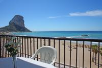 Holiday Apartment Calpe Playa, Apartmány - Calpe