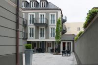 Hotel im Hof, Hotely - Mníchov