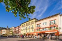 Piazza Ascona Hotel & Restaurants, Hotely - Ascona