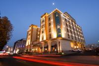 Grand Park Hotel, Hotel - Gedda