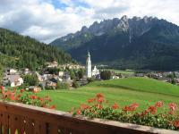 Klaudehof, Farmházak - Dobbiaco