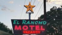 El Rancho Motel, Motels - Bishop