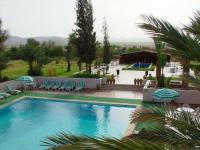 Le Zat, Hotely - Ouarzazate