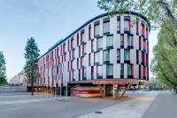 Hilton Garden Inn Stuttgart NeckarPark, Hotely - Štutgart