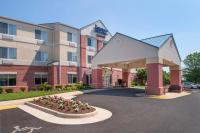 Fairfield Inn Dulles Airport Chantilly, Szállodák - Chantilly
