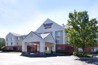 Fairfield Inn & Suites Louisville North / Riverside, Отели - Jeffersonville