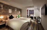 RF Hotel - Zhongxiao, Szállodák - Tajpej