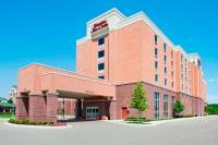 Hampton Inn & Suites Detroit/Airport Romulus, Hotels - Romulus