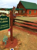 Cabins at Crooked River Ranch, Motely - Crooked River Ranch