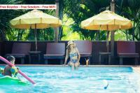 Baanpong Lodge, Курортные отели - San Kamphaeng