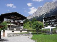 Haus Bergblick, Apartmány - Ehrwald