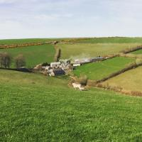 Coombe Farm, Bed & Breakfast - Lynton