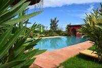 Les Jardins de Bouskiod, Lodges - Amizmiz