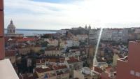 Lisbon Balcony Penthouse 15th Floor, Ferienwohnungen - Lissabon