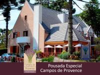 Pousada Campos de Provence Campos do Jordão, Pensionen - Campos do Jordão