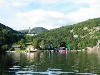 Bjoernestad Lista, Ferienhäuser - Farsund