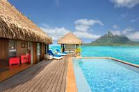 The St Regis Bora Bora Resort, Rezorty - Bora Bora