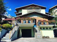Hotel Garni Enrosadira, Hotely - Vigo di Fassa