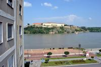 Top place river side apartment -great view 55m2, Apartmány - Novi Sad