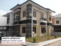Janeta Homestay, Дома для отпуска - Джокьякарта