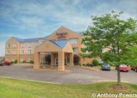 Fairfield Inn Fort Leonard Wood St. Robert, Отели - Saint Robert