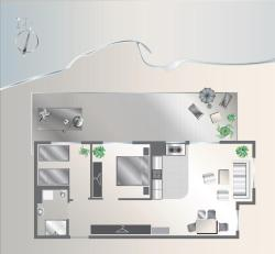 noclegi Jastrzębia Góra Nord House Apartament