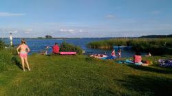 noclegi Wilkasy Domek letnskowy nad jeziorem