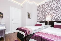 noclegi Kraków Executive 2-bedroom Apartment