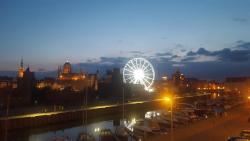 noclegi Gdańsk Fenix Apartment Waterlane Szafarnia