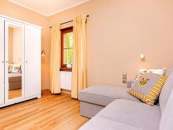 noclegi Sarbinowo Apartment with Terrace near Beach - PL 055.016