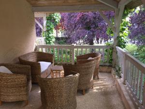 Le Clos Nicolas, Hotel  Eugénie-les-Bains - big - 25