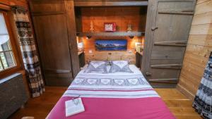 Chambre d'Hôtes La Tanière de Groumff (Chamonix Mont Blanc)