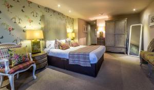The Huntsman Inn, Мини-гостиницы  Holmfirth - big - 22