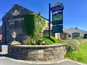 The Huntsman Inn, Мини-гостиницы  Holmfirth - big - 39
