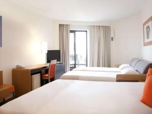 Novotel Toulouse Centre Compans Caffarelli, Hotel  Tolosa - big - 18