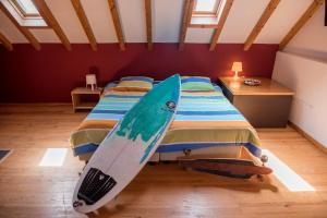 GO4SURF Beach Lofts, Apartmány  Peniche - big - 14
