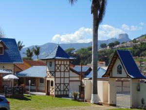 Pousada Villa Da Montanha, Penzióny  São Bento do Sapucaí - big - 91