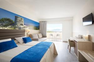 Invisa Hotel Club Cala Blanca, Hotely  Es Figueral Beach - big - 9