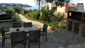 Villa Madeleine, Appartamenti  Nea Fokea - big - 38