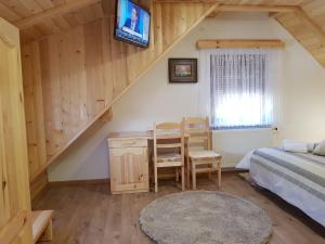 Guesthouse Green Valley, Penziony  Jezerce - big - 10