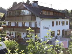 Haus Tannenhof, Pensionen  Ibach - big - 14