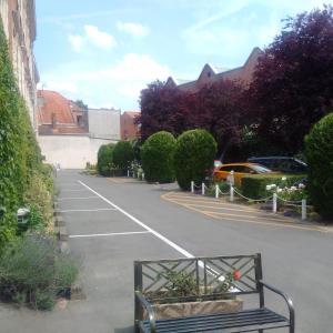 Alliance Lille - Couvent Des Minimes, Hotely  Lille - big - 47