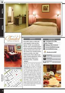 Hotel Bristol, Hotels  Asuncion - big - 1