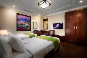 Binh Anh Hotel Hanoi, Szállodák  Hanoi - big - 6