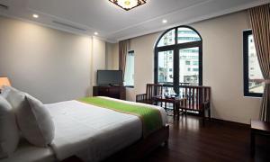 Binh Anh Hotel Hanoi, Szállodák  Hanoi - big - 5